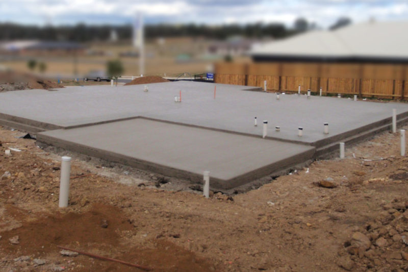 Residential Concrete Contractor