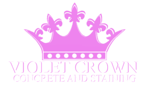 Austin Concrete and Stain - Violet Crown