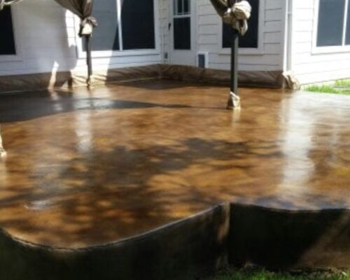 Austin Concrete and Stain